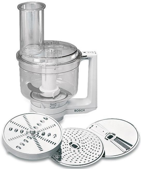 Bosch Multimixer MUZ4MM3: Zubehör für Bosch Küchenmaschinen MUM4… aus 'The Taste' in weiß/transparent