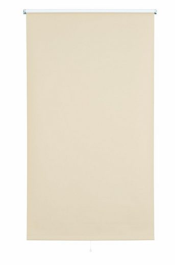 Springrollo »Uni«, sunlines, verdunkelnd, mit Bohren, 1 Stück