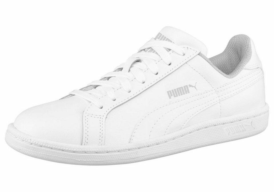 PUMA Smash FUN L Jr Sneaker in Weiß