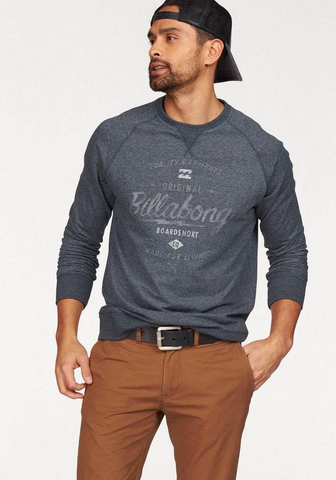 Billabong Sweatshirt in Graublau