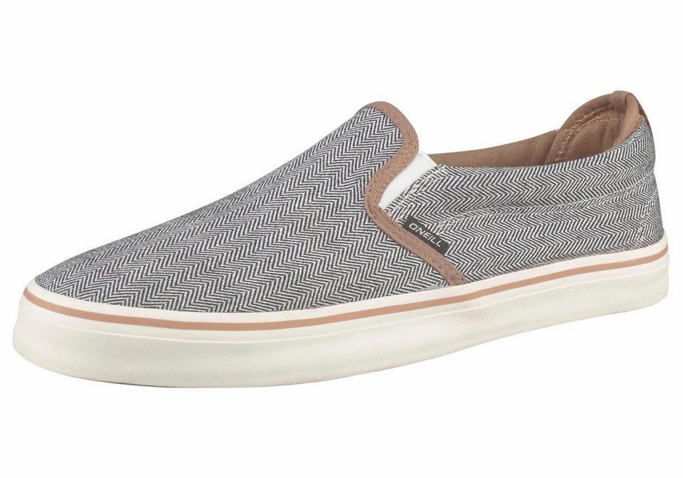O'Neill Delmar Slipo Sneaker in Grau