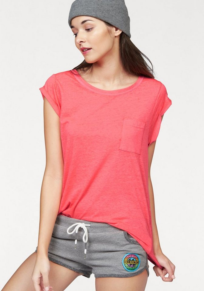 Billabong T-Shirt in Neonorange
