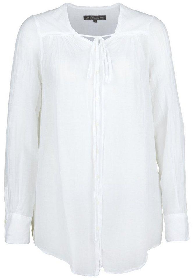 Blaumax Bluse »SIMONE« in white