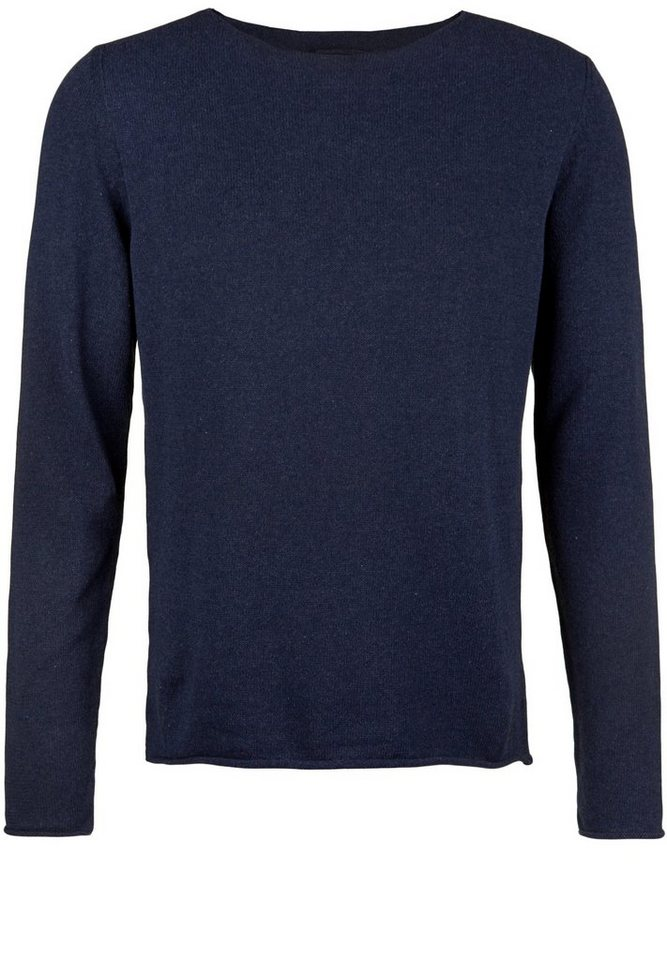 Better Rich Strickpullover »CREW« in parisian blue