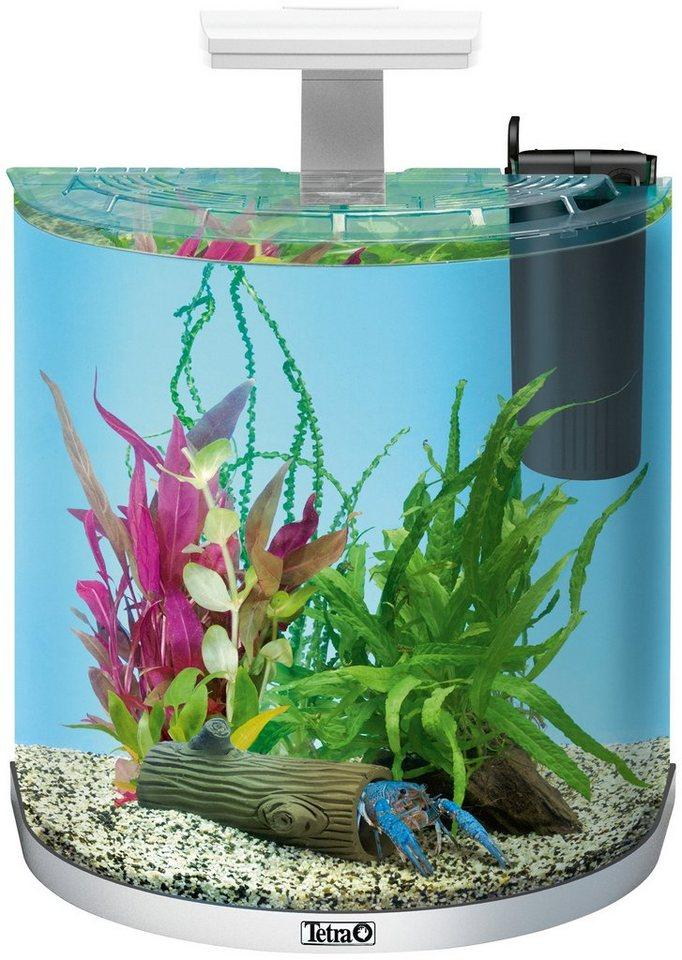 Aquarium »AquaArt Explorer Line LED 30l« in weiß