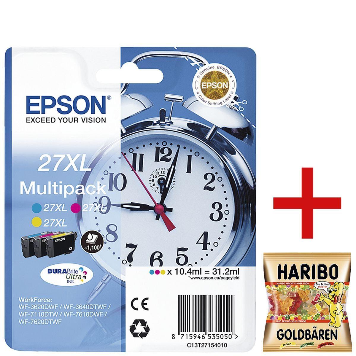 Epson Tintenpatronen-Set XL »T2715« inkl. Fruchtgummi ... 1 Set