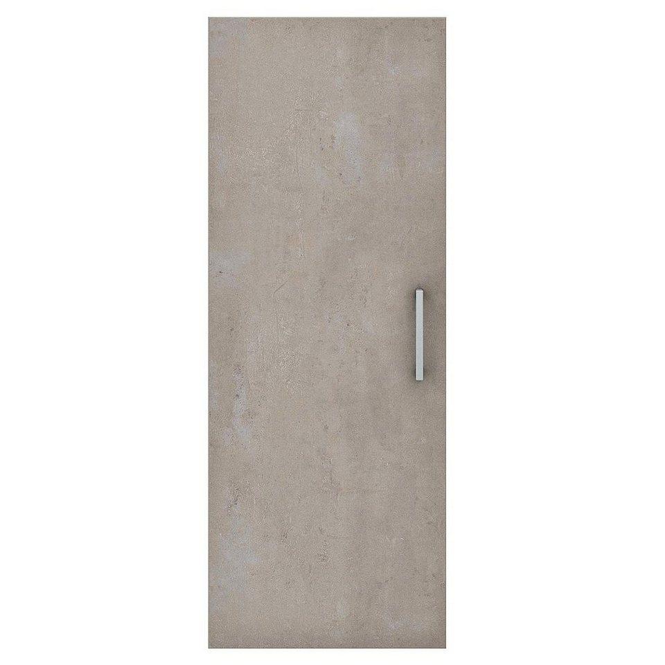Tür in Beton