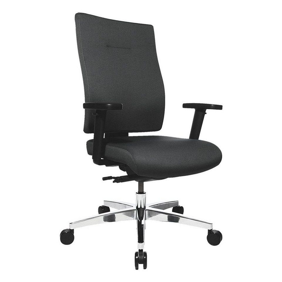 Topstar Bürostuhl »Profi Star 15« in schwarz