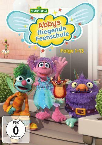 DVD »Abbys fliegende Feenschule, Folge 1-13«