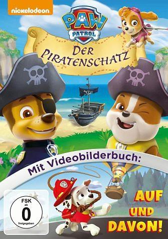DVD »Paw Patrol - Der Piratenschatz«