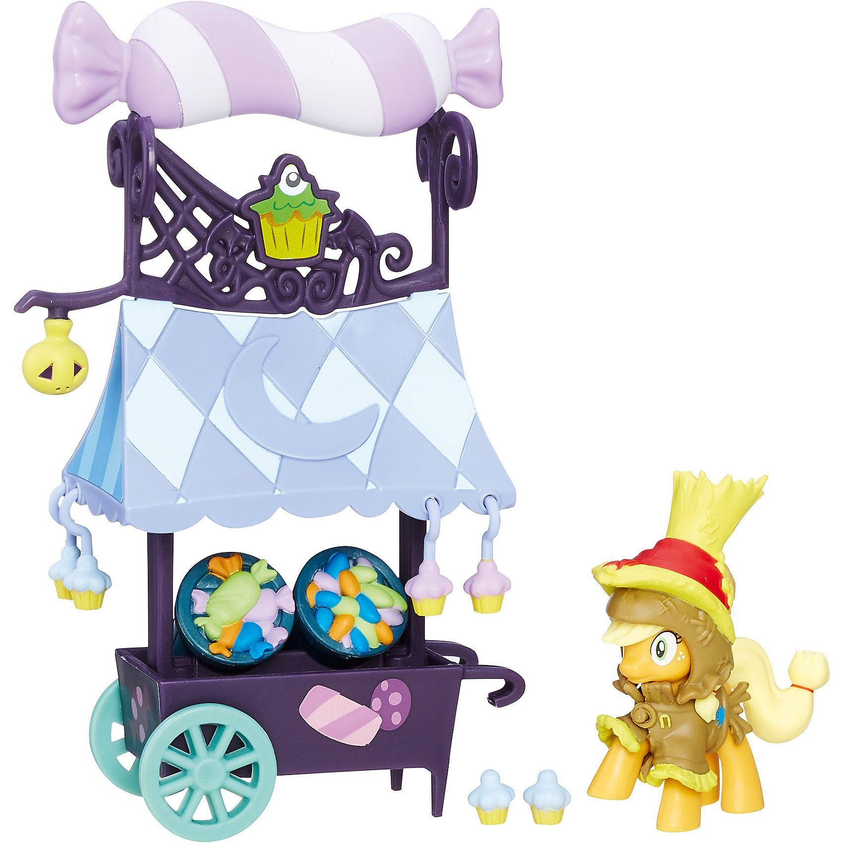 Hasbro My Little Pony FIM Kleine Spielsets
