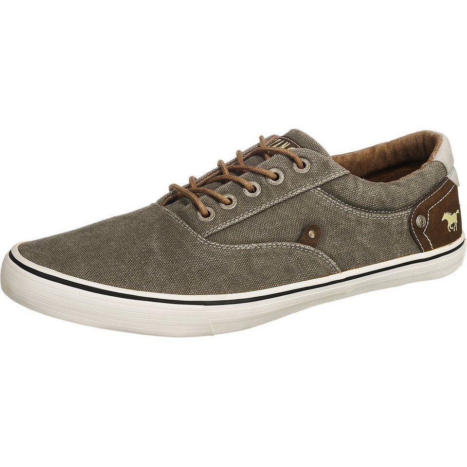 MUSTANG Sneakers in khaki