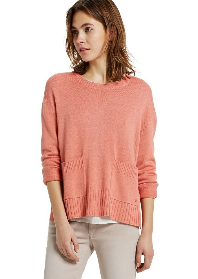 Marc O'Polo Pullover in 648 light melone