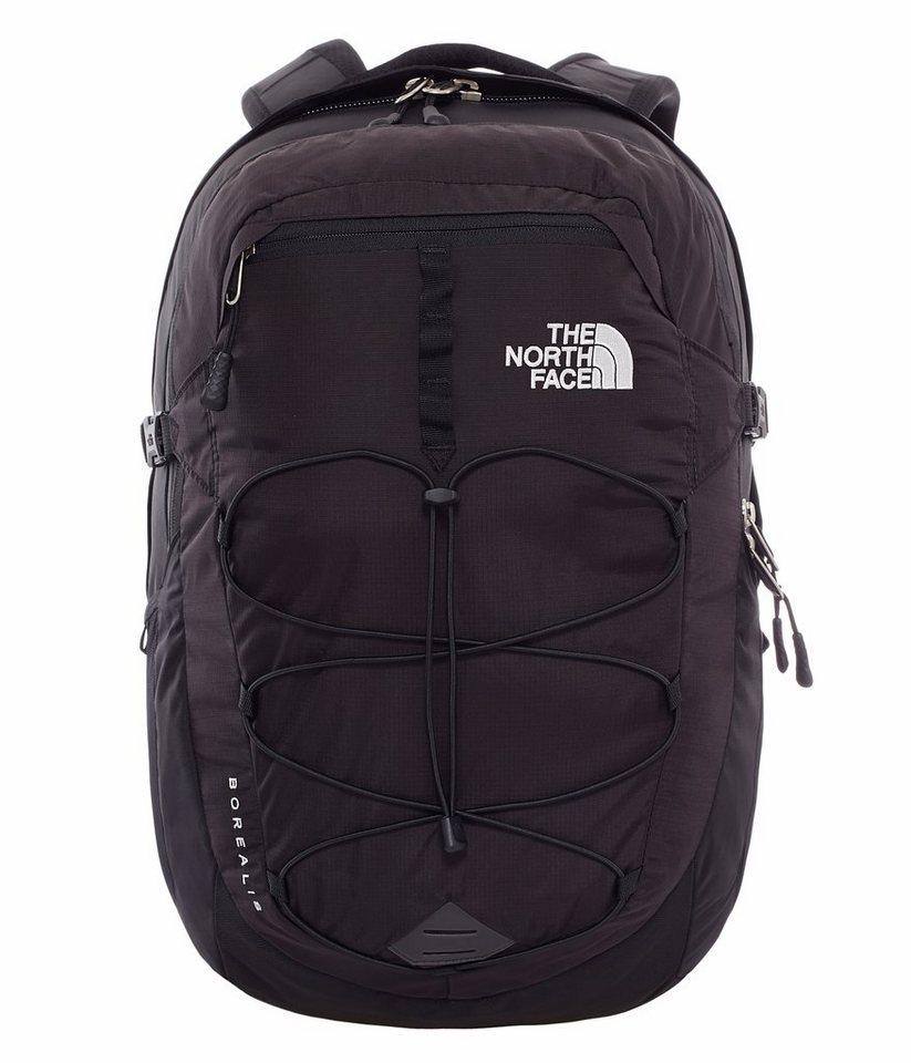 The North Face Sport- und Freizeittasche »Borealis Backpack« in schwarz