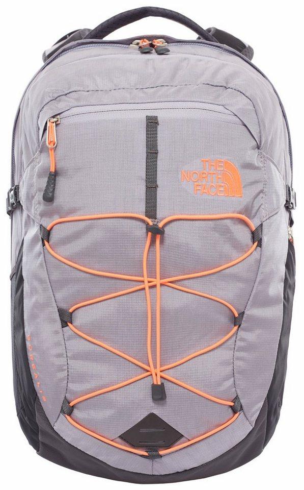 The North Face Sport- und Freizeittasche »Borealis Backpack Women« in grau