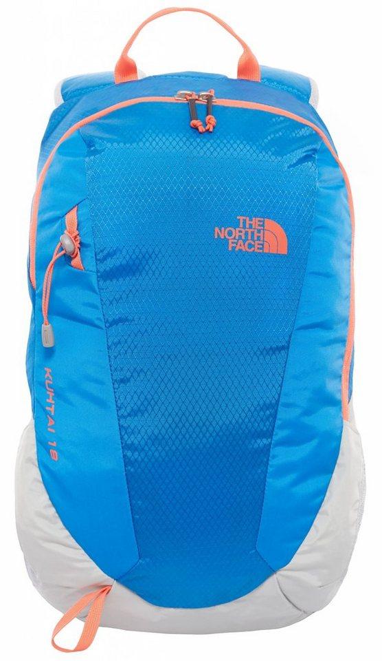 The North Face Sport- und Freizeittasche »Kuhtai 18 Backpack« in blau