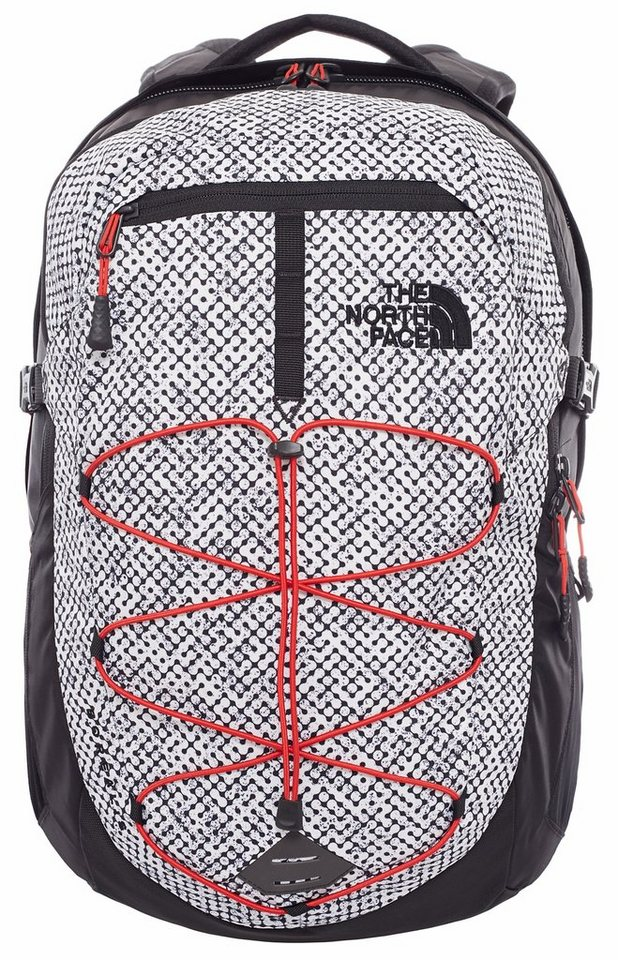 The North Face Sport- und Freizeittasche »Borealis Backpack« in grau
