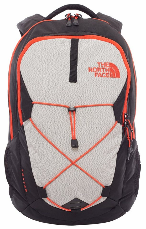 The North Face Sport- und Freizeittasche »Jester Backpack« in grau