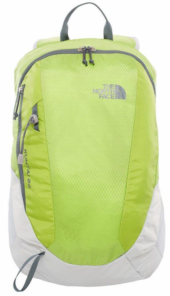 The North Face Sport- und Freizeittasche »Kuhtai 24 Backpack« in grün