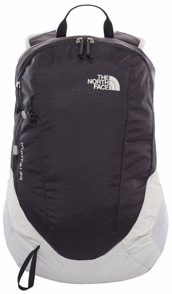 The North Face Sport- und Freizeittasche »Kuhtai 24 Backpack« in schwarz