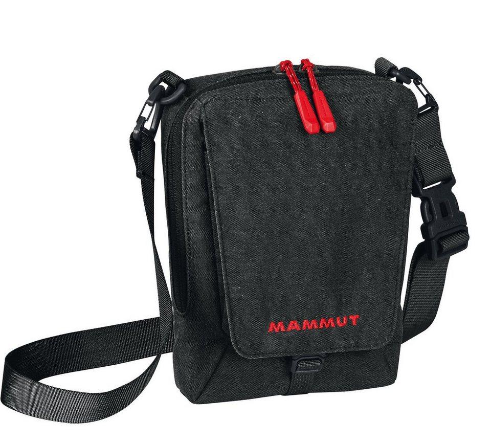 Mammut Sport- und Freizeittasche »Täsch Pouch Mélange 2« in schwarz