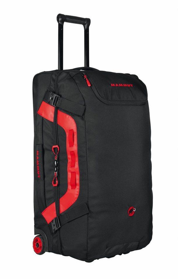 Mammut Sport- und Freizeittasche »Cargo Trolley 90« in schwarz