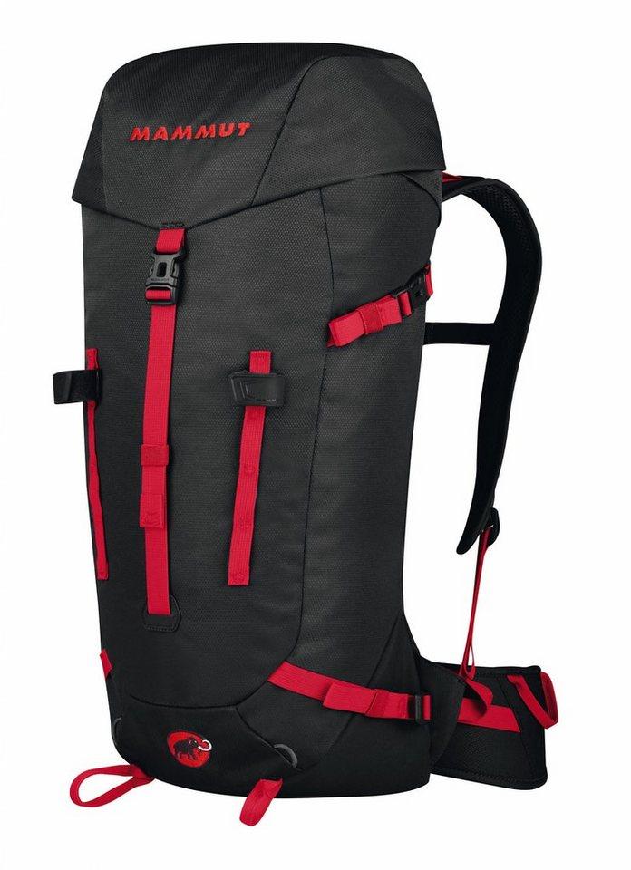 Mammut Sport- und Freizeittasche »Trion Tour 35+7 Backpack« in schwarz