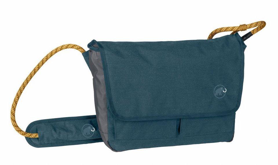 Mammut Sport- und Freizeittasche »Rope Messenger Mélange 10« in petrol