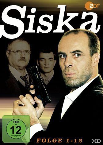DVD »Siska - Folge 01-12 (3 Discs)«