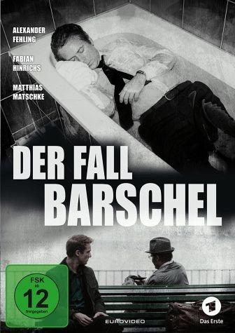 DVD »Der Fall Barschel«
