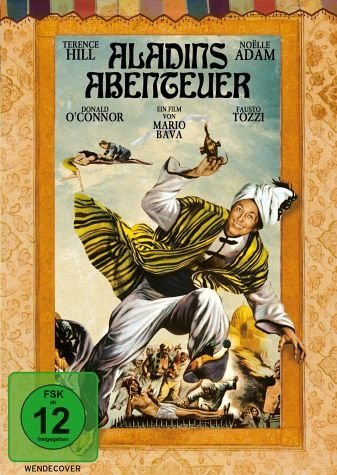 DVD »Aladins Abenteuer«