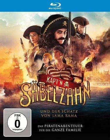 Blu-ray »Käpt'n Säbelzahn und der Schatz von Lama Rama«