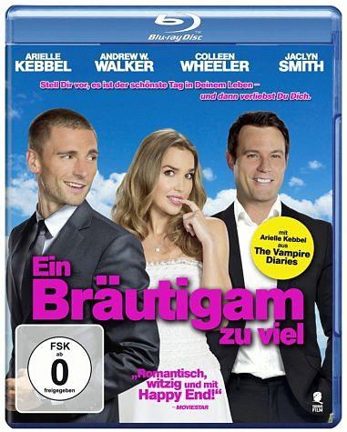 Blu-ray »Ein Bräutigam zu viel«