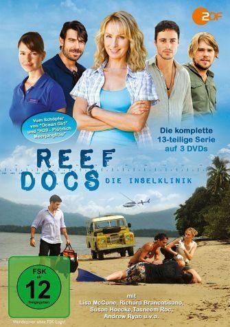 DVD »Reef Docs - Die Inselklinik (3 Discs)«