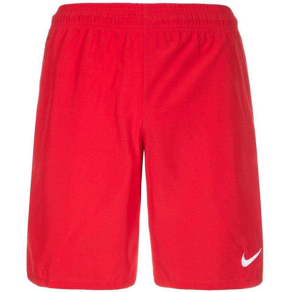 NIKE Laser III Short Herren in rot / weiß
