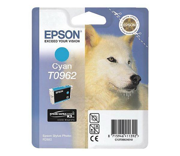 Epson Tintenpatrone »T0962«