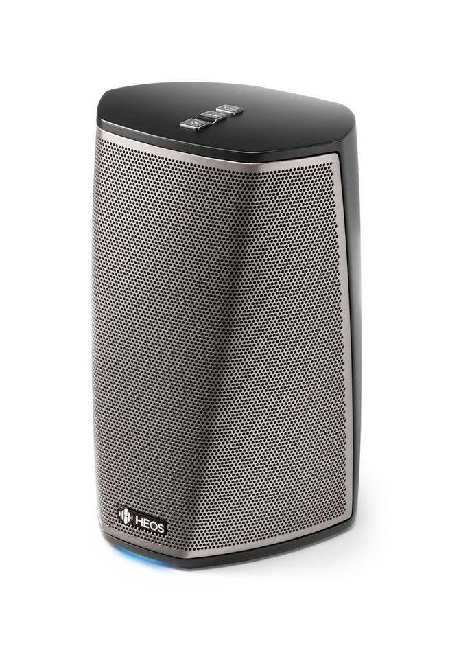 Heos by Denon Multiroom Wireless-Lautsprecher »HEOS 1 HS2« in schwarz