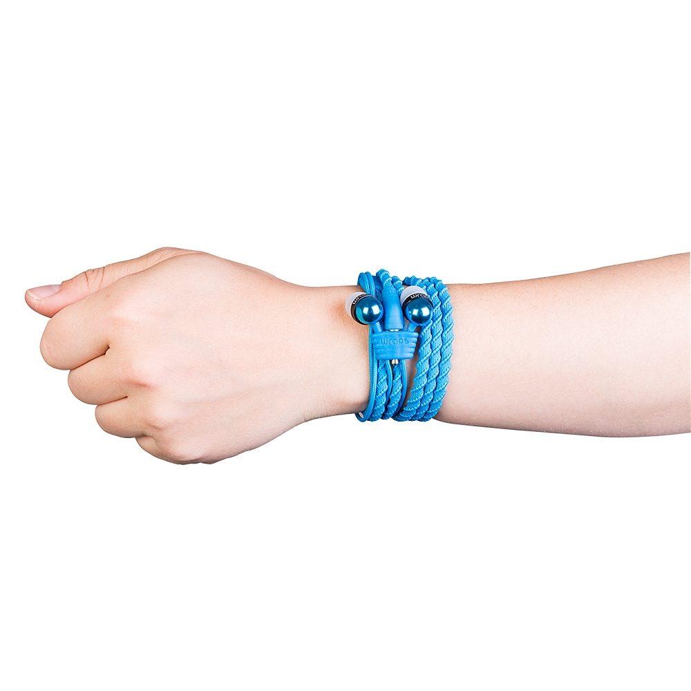 Midbass Kopfhörer »Classic Wrap Blue«