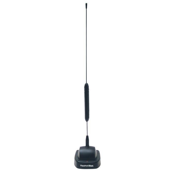 TechniSat Aktive DVB-T und DAB+ Stabantenne »DigiFlex TT4-NT« in schwarz