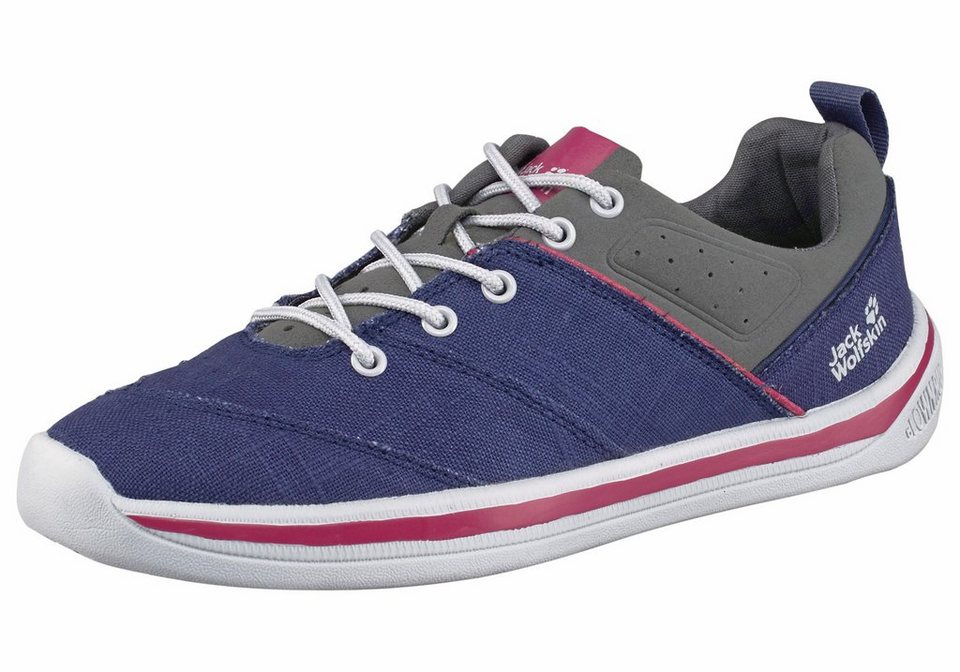 Jack Wolfskin Laconia Low W Outdoorschuh in Lila-Pink