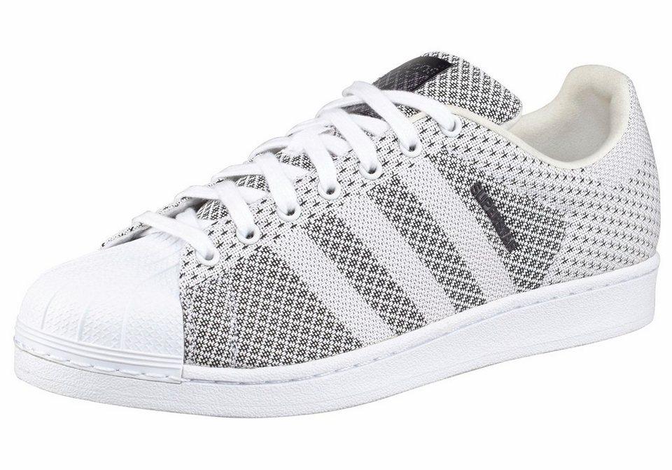 adidas Originals Superstar W Sneaker in Weiß-Schwarz