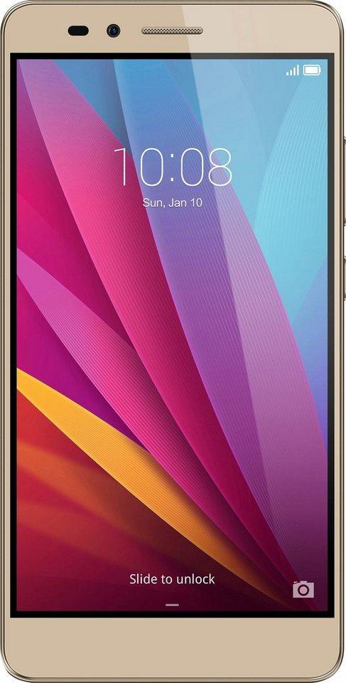 Honor 5X Smartphone, 13,9 cm (5,5 Zoll) Display, LTE (4G), Android 5.1 Lollipop - Preisvergleich