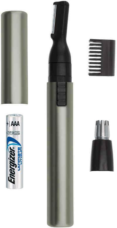 Wahl Nasen- und Ohrhaartrimmer 5640-1016, Wahl Micro Lithium Detailtrimmer