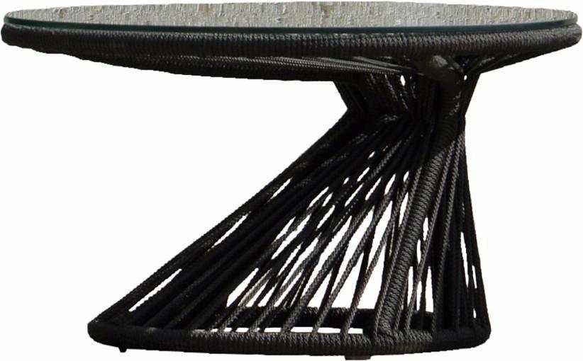 jankurtz Couchtisch »ray lounge« in alu/schwarz
