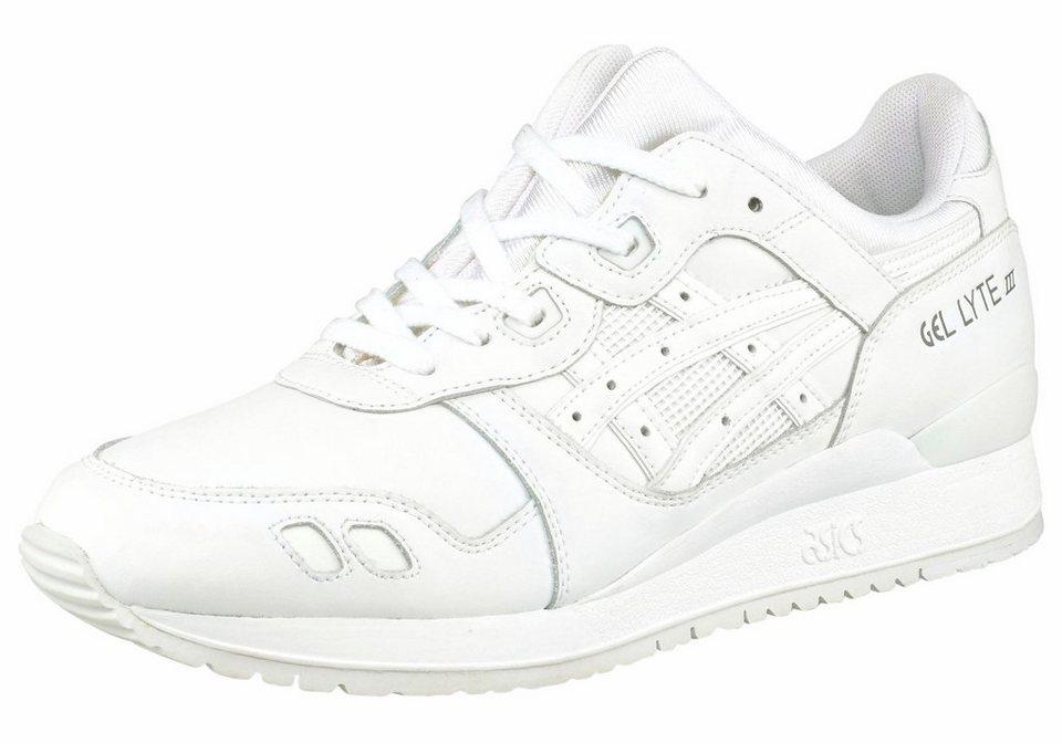 Asics Gel Lyte III Sneaker in Weiß