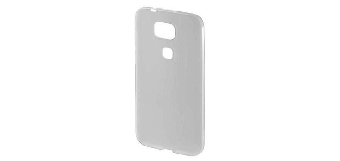 Hama Hülle für Huawei G8/GX8 Case Schutzhülle Handyhülle Bumper »Handy Cover aus flexiblem TPU«