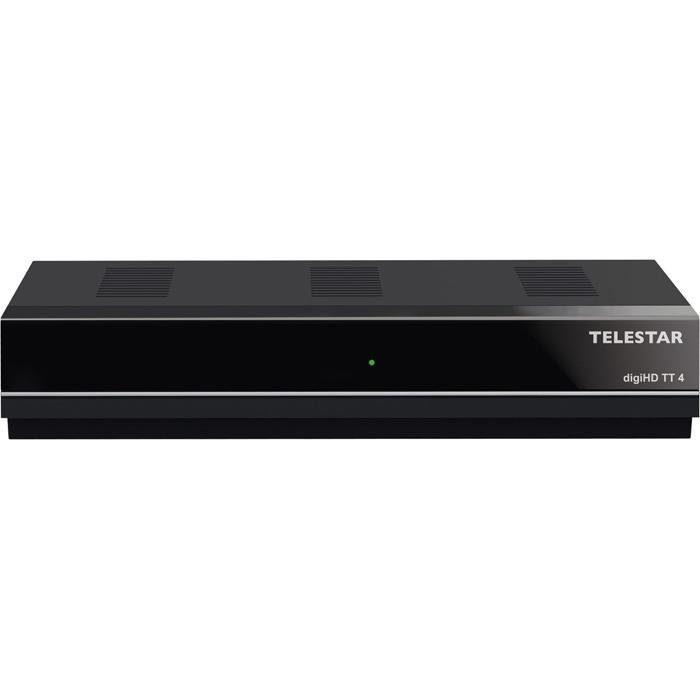TELESTAR DVB-T 2 HD Free-to-Air Receiver »digiHD TT4«