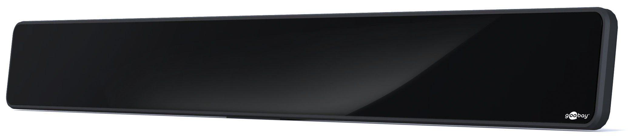goobay Aktive Full HD DVB-T Zimmerantenne »zum Empfang von DVB-T/DVB-T2«