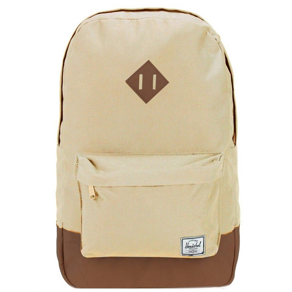 Herschel Heritage Backpack Rucksack 47 cm Laptopfach in natural-tan