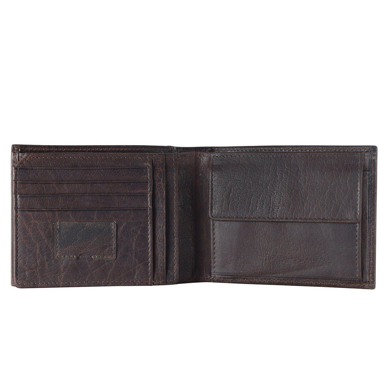 Strellson Walker Geldbörse Leder 12 cm